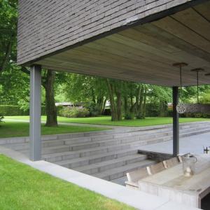 Cover afbeelding voor de tuin te Mechelen