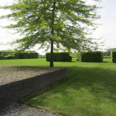 Cover afbeelding voor de tuin te Zele