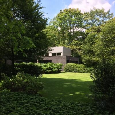 Cover afbeelding voor de tuin te Kapellen