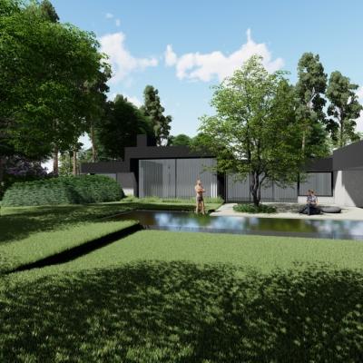 Cover afbeelding voor de tuin 9 te Bonheiden